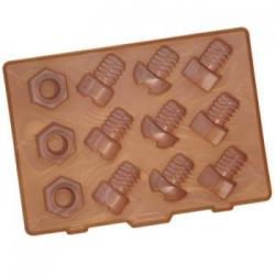 Foremka do lodu Nuts&Bolts - Kitchen Craft