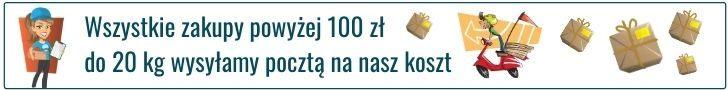 Tania dostawa Pocztš Polskš
