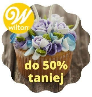 Wilton do 50% taniej!
