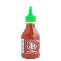 Sriracha, ostry sos chilli prosto z Tajlandii (200 ml) ...