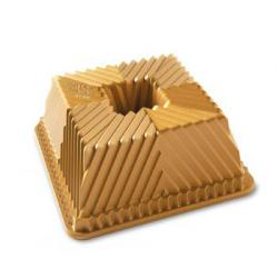 Forma do babki Squared Gold - Nordic Ware