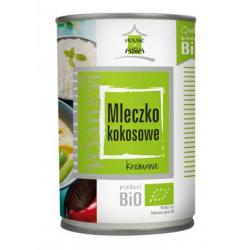 Mleczko kokosowe BIO 17-19% UHT (400 ml) - House of Asia