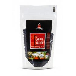 Sezam czarny (150 g) - House of Asia
