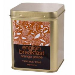 Czarna herbata English Breakfast (125g) - Vintage Teas