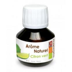 Aromat naturalny limonkowy (50 ml) - ScrapCooking