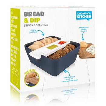 Pojemnik Bread & Dip - Tomorrow's Kitchen