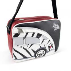 Torba na ramię Garbus Zebra - VW Collection by BRISA