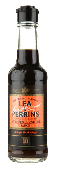 Sos Worcestershire (150 ml) - Lea & Perrins