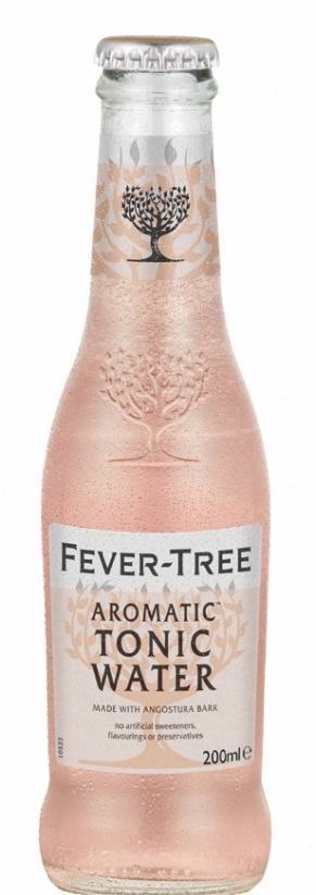 Napój Aromatic Tonic Water (200 ml) - Fever Tree