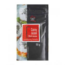 Czarny sezam  (50 g) - House of Asia