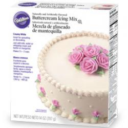Krem maślany - buttercream mix (397 g) - 710-112 - Wilt...